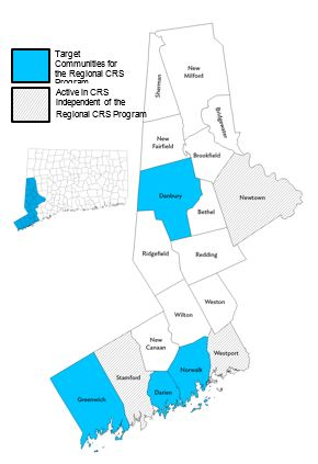 WCOG map